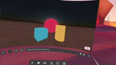 Фото [Из песочницы] Создаем аудиовизуальный VR-опыт с применением A-Frame и Tone.js