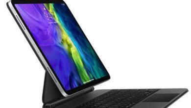Фото Клавиатура Magic Keyboard «сжирает» заряд батареи планшетов iPad Pro