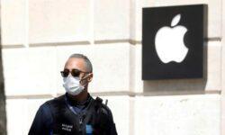 Квартальный отчёт Apple: выручка выросла на один процент