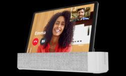 Lenovo представила планшет Smart Tab M10 FHD Plus c комплектной док-станцией
