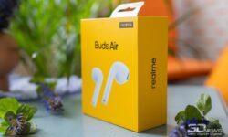 Наушники realme Buds Air: альтернатива Apple Airpods за 5 тысяч рублей