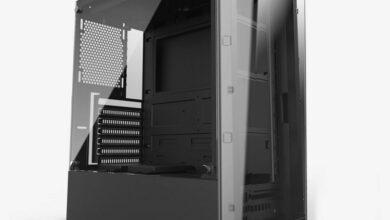 Фото Недорогой корпусGELID Battle Station X поддерживает СЖО с 360-мм радиаторами