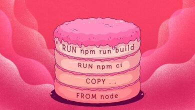 Фото Несколько советов о том, как ускорить сборку Docker-образов. Например, до 30 секунд