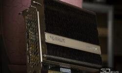 Новая статья: Обзор видеокарты Palit GeForce GTX 1650 KalmX: абсолютный ноль