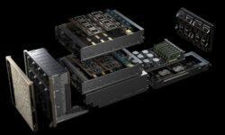 NVIDIA DGX A100 — возможный носитель нескольких графических процессоров Ampere
