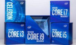 Опубликованы тесты Core i5-10600K и Core i7-10700K: почти как прежние Core i7 и Core i9