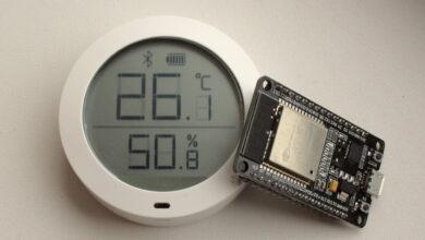 Фото Опять про BLE, температуру и датчики Xiaomi