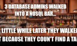 [Перевод] Больше разработчиков должны знать это о базах данных