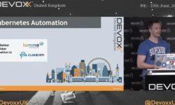 [Перевод] DEVOXX UK. Kubernetes в продакшене: Blue/Green deployment, автомасштабирование и автоматизация развертывания. Часть 1