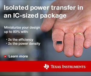 Фото [Перевод] Вскрываем чип гальванической развязки с крохотным трансформатором внутри