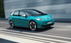 Поставки электрокара Volkswagen ID.3 начнутся 17 июня