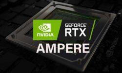 Потребительские версии NVIDIA Ampere отправились в производство: GeForce RTX 3080 и 3070 можно ждать осенью