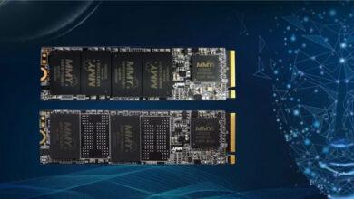 Фото Появились NVMe SSD на китайских контроллерах: производительность на уровне