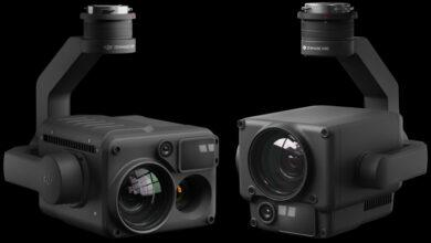 Фото Представлены камеры для дронов DJI Zenmuse H20 и H20T: до четырёх модулей, включая тепловизор