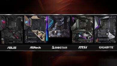 Фото Представлены материнские платы на AMD B550: поддержка PCIe 4.0 чуть дороже $100