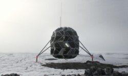 Проект Lunark: дом для будущих жителей Луны, вдохновлённый оригами
