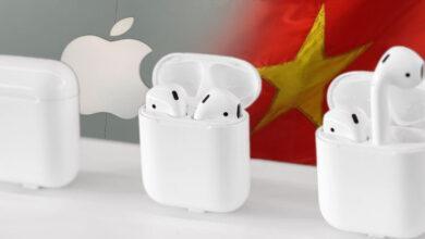 Фото Производство Apple AirPods будет налажено во Вьетнаме