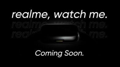 Фото Realme подтвердила, что представит свои первые часы и телевизор 25 мая