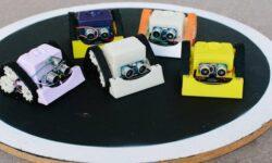 Робо-сумо: интеллектуальные бои роботов