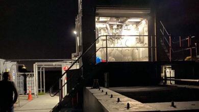 Фото Rocket Lab тестирует новый двигатель HyperCurie для спутниковой платформы Photon Lunar