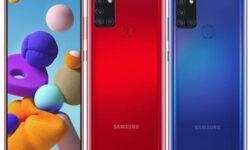 Samsung представила доступный смартфон Galaxy A21s с 48-Мп камерой и батареей на 5000 мА·ч