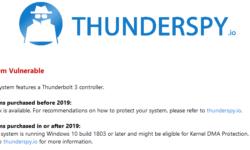 Security Week 20: взлом компьютера через Thunderbolt