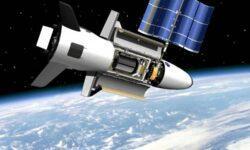 Секретный мини-шаттл X-37B протестирует преобразование солнечной энергии
