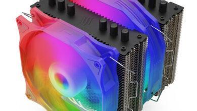 Фото SilentiumPC выпустила башенный кулер Grandis 3 в версиях с подсветкой и без
