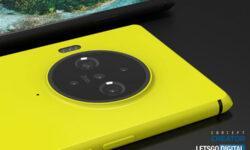 Смартфон Nokia 9.3 5G показался на рендерах без видимой селфи-камеры