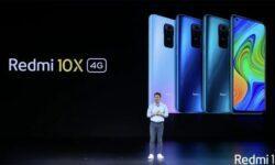 Смартфон Xiaomi Redmi 10X 4G с квадрокамерой оценён в $140