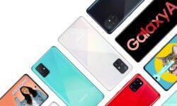 Смартфоны Samsung Galaxy A могут получить камеры с оптической стабилизацией
