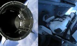 SpaceX успешно запустила корабль Crew Dragon к МКС