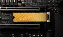 SSD-накопители ADATA Falcon обеспечивают скорость чтения до 3100 Мбайт/с