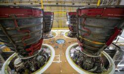 Стоимость «одноразового» двигателя ракеты SLS составит $146 млн