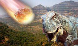 Суперкомпьютер рассчитал траекторию астероида, уничтожившего динозавров