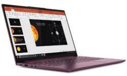 Ультрабуки Lenovo Yoga Slim 7 на Ryzen 4000 поступят в продажу в середине мая