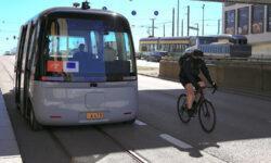 В Европе начался эксперимент с беспилотным общественным транспортом