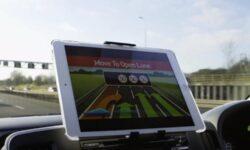 В Великобритании строят 300-километровую дорогу для тестирования автономного транспорта