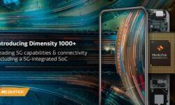 Vivo iQOO Z1 станет первым смартфоном на платформе Dimensity 1000+