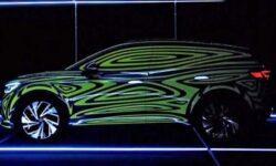 Volkswagen начала серийное производство электрического кроссовера ID.4