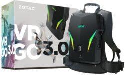 Всё своё ношу с собой: Zotac анонсировала новый компьютер-рюкзак VR GO 3.0