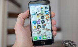 Зарядка iPhone SE (2020) занимает два с половиной часа
