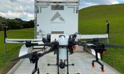 Airspace предлагает использовать дроны для мониторинга ношения масок и социального дистанцирования