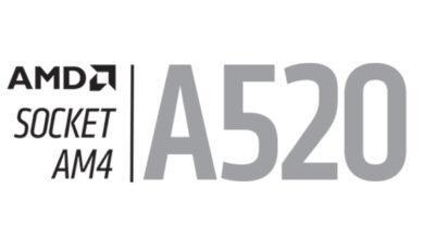 Photo of Анонсирован чипсет AMD A520 для бюджетных плат: без PCIe 4.0, но с поддержкой Ryzen 4000