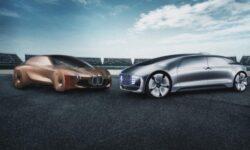 BMW и Mercedes объявили о прекращении сотрудничества в сфере разработки технологий автономного вождения
