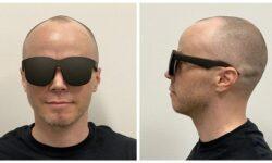Для модных геймеров: Facebook показала компактные очки виртуальной реальности