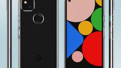 Фото Google Pixel 4a не сможет похвастаться поддержкой 5G