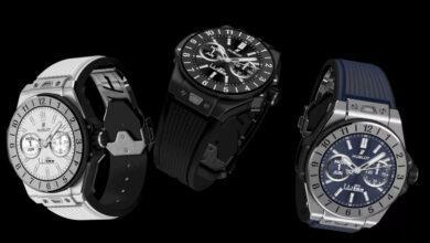 Фото Hublot представила умные часы на базе Wear OS за $5800