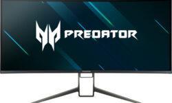 Игровой монитор Acer Predator X38P формата UWQHD+ вышел в России за 179 990 рублей