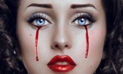 Из-за чего у человека может идти кровь из глаз?